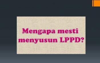 Diklat Penyusunan LPPD Surabaya 2018