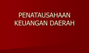 Bimtek Keuangan Daerah PPTK