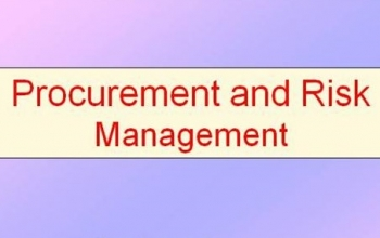 Risk Management Procurement Training