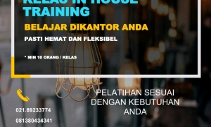 Penawaran In House Training