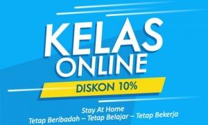 Promo Kelas Online